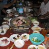 Khmer fare at the party