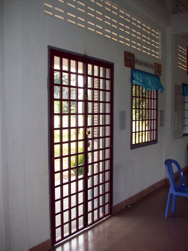New security doors