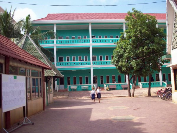 New York International School, Siem Reap